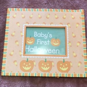 Other - Baby's first Halloween Frame